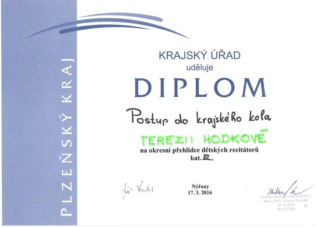 Terka diplom